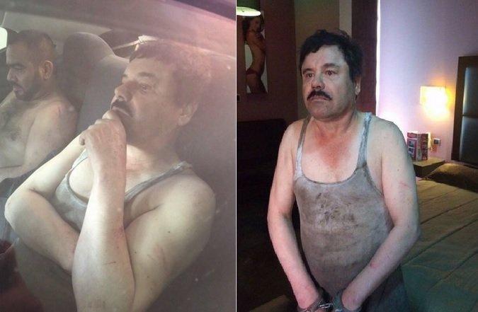 fotos del chapo guzman antes y despues de adelgazar