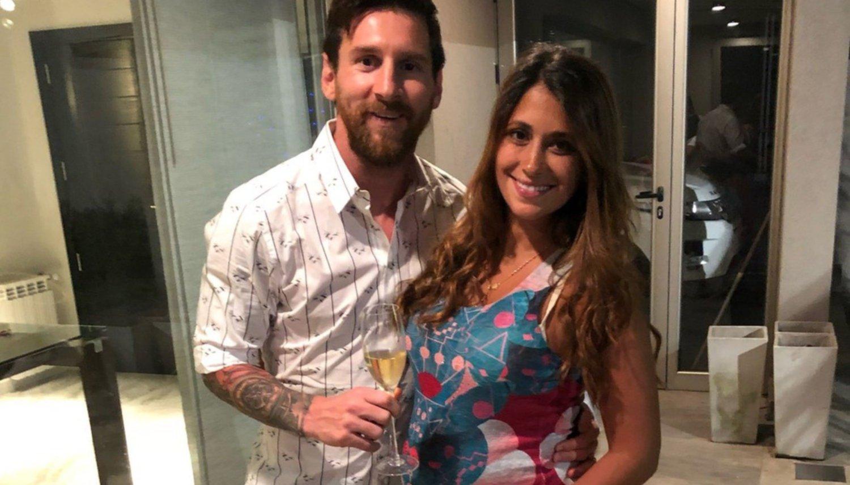 """""""¡Feliz 2018!"""": el mensaje de Messi para un año lleno de ilusiones"""