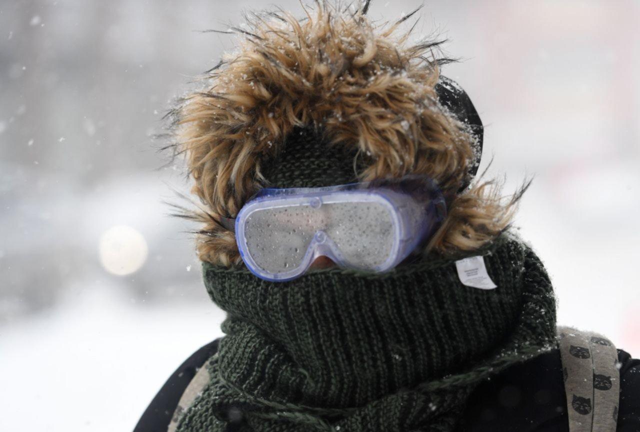 Alertan por frío extremo en la costa Este de Estados Unidos