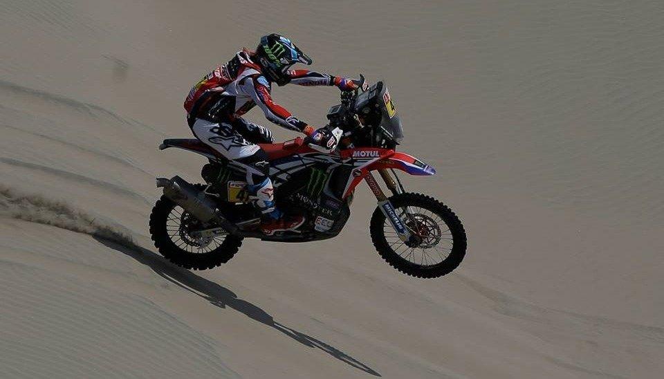 El salteño Benavides, nuevo líder en motos