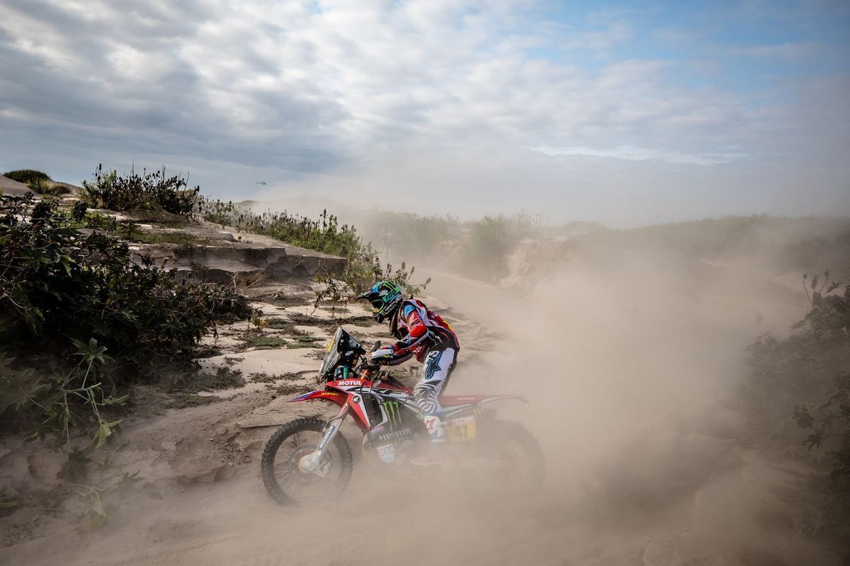 Dakar 2018: Joan Barreda ganó la séptima etapa hacia Uyuni