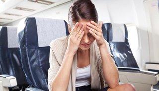 Cómo prevenir los mareos y dolores de cabeza al viajar