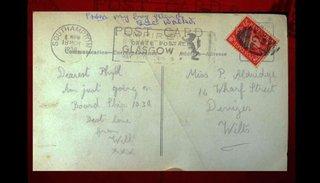 Una Mujer Recibió Una Carta De Su Novio 77 Años Después De Ser Escrita