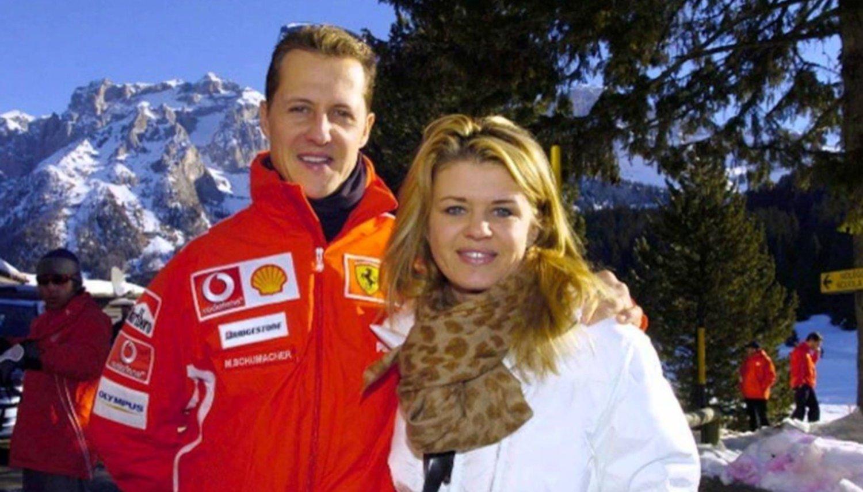 La familia de Schumacher habló sobre la salud del piloto alemán