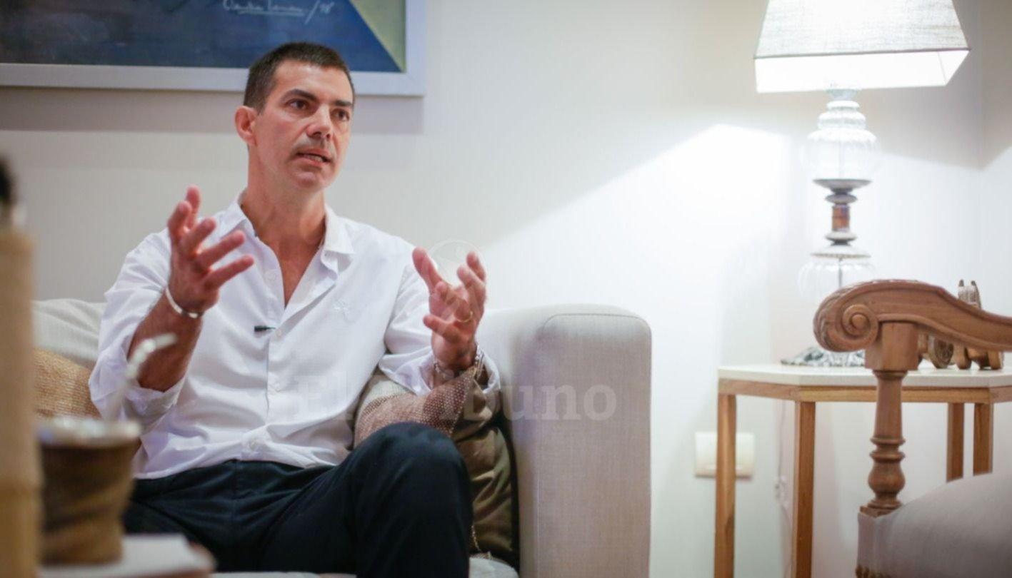 """Juan Manuel Urtubey: """"Voy a ser candidato a presidente de un espacio que nos liberará de la grieta"""""""