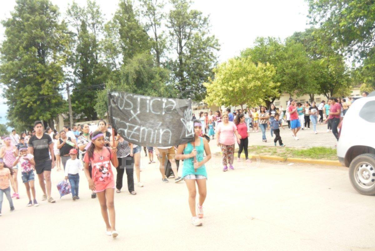 Marchan en Anta para poner fin a los abusos sexuales en banda