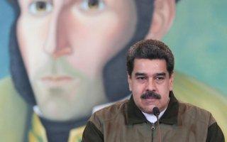 39764cd80 Maduro iniciará acciones legales contra EE.UU. por bloquear activos de la  petrolera estatal