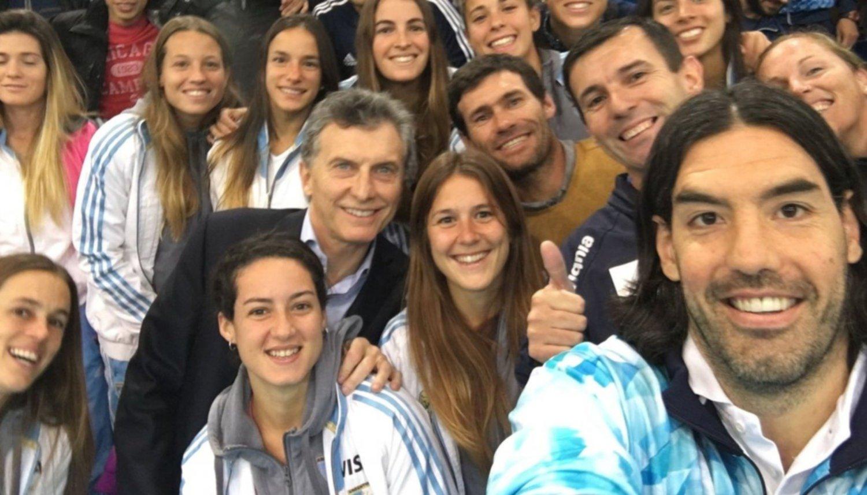 Macri eliminó a través de un decreto la Secretaría de Deportes
