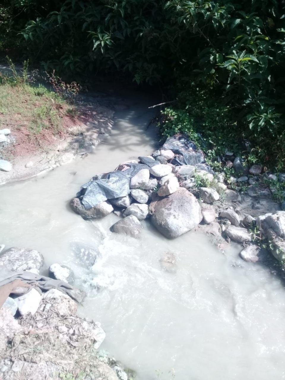 Convocan a un cacerolazo por turbiedad y cortes de agua