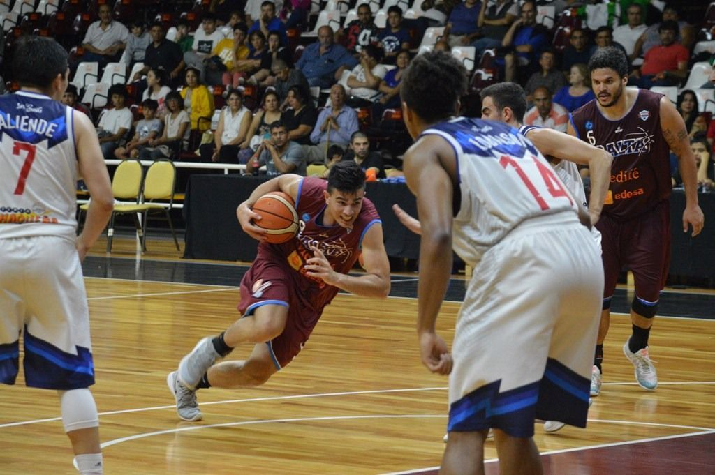 "Victoria ""infernal"" de Salta Basket"