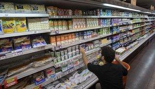 Supermercados absorverán el IVA de la leche y del 66% del impuesto de otros alimentos