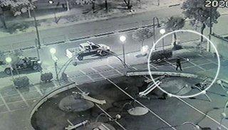 Discapacitado drogó a una joven y la violó en una plaza