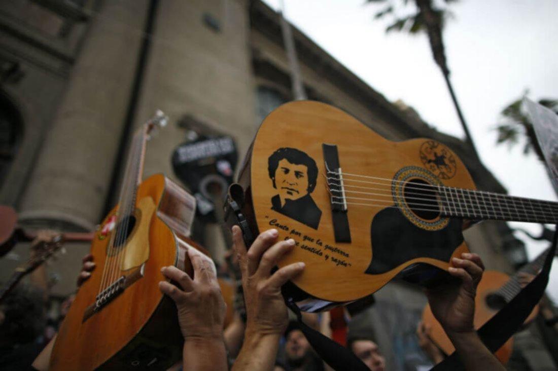 INDH repudia acto vandálico contra tumba de Víctor Jara