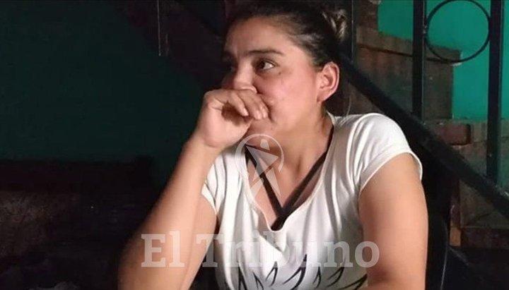 """""""Se defendió"""", dijo la mujer del acusado del crimen en Castañares"""