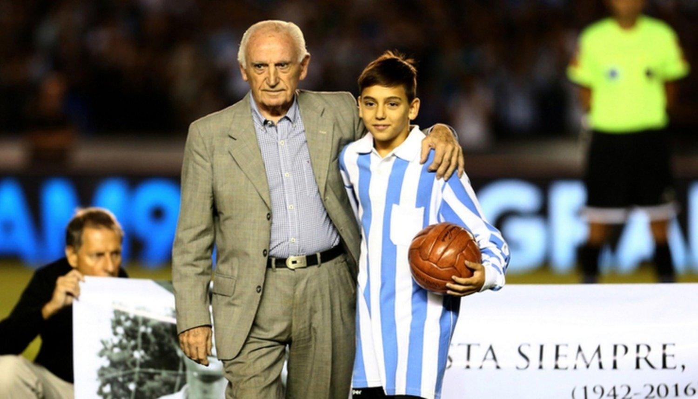Se fue una leyenda de nuestro fútbol y de Racing Club: Murió Juan José Pizzuti