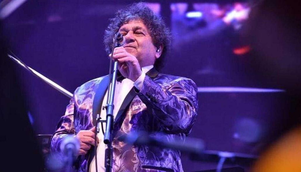 El cantante de Los Palmeras habló del duro momento que vivió tras ...