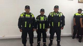 VIDEO. Reconocieron a los tres policías jujeños que ayudaron a una joven a dar a luz
