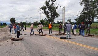 Güemes: protesta de desocupados sobre la ruta nacional 34