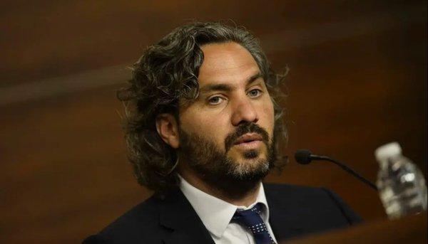"""Santiago Cafiero sobre el decreto: """"El Gobierno fija pautas generales y las autoridades locales aplican las medidas"""""""