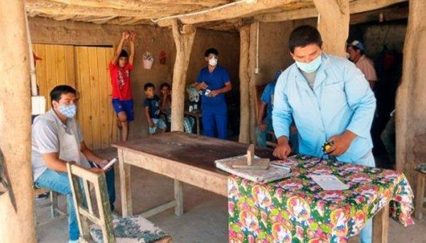 Salud detectó a 50 niños con riesgos nutricionales en el norte de la provincia