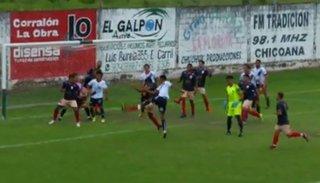 VIDEO. Juventud Antoniana igualó con La Merced 1 a 1 y quedó eliminado
