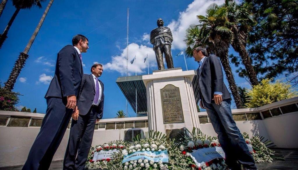 Francisco Sotelo y Hugo Krasnobroda (Diario El Tribuno de Salta).