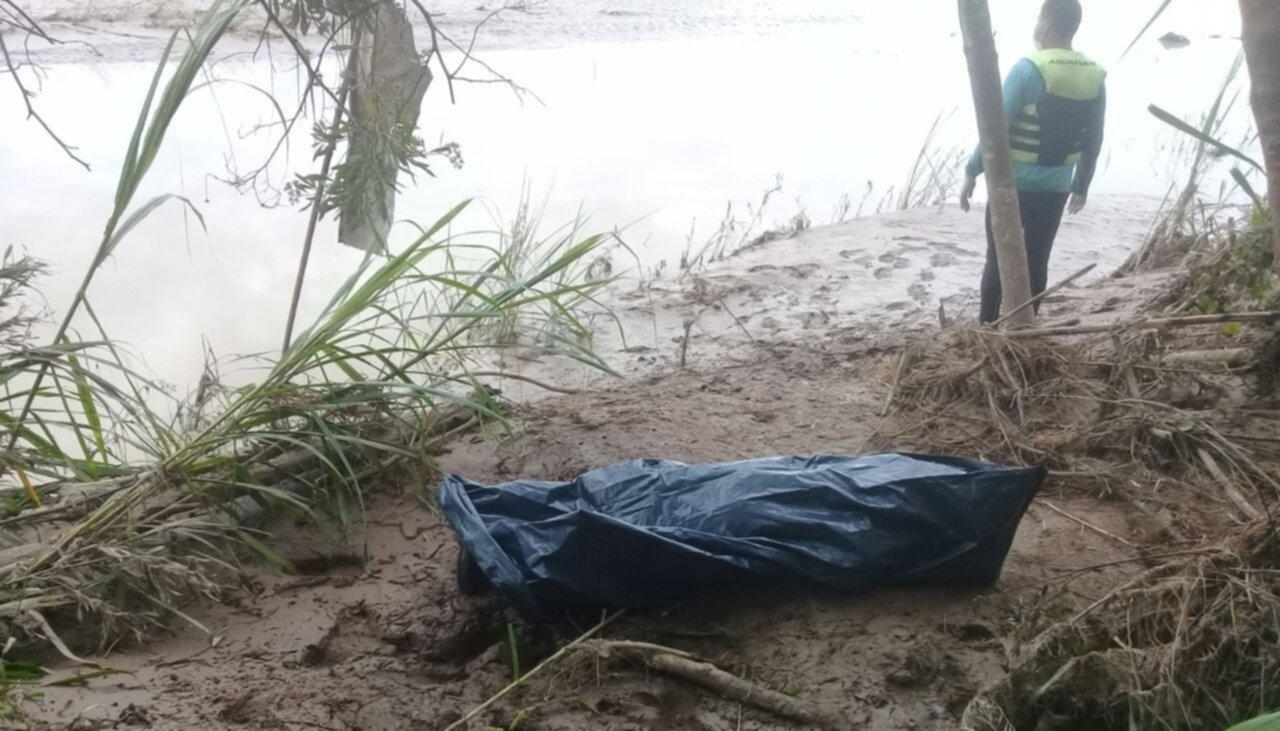Dudas sobre el cuerpo hallado en el Bermejo