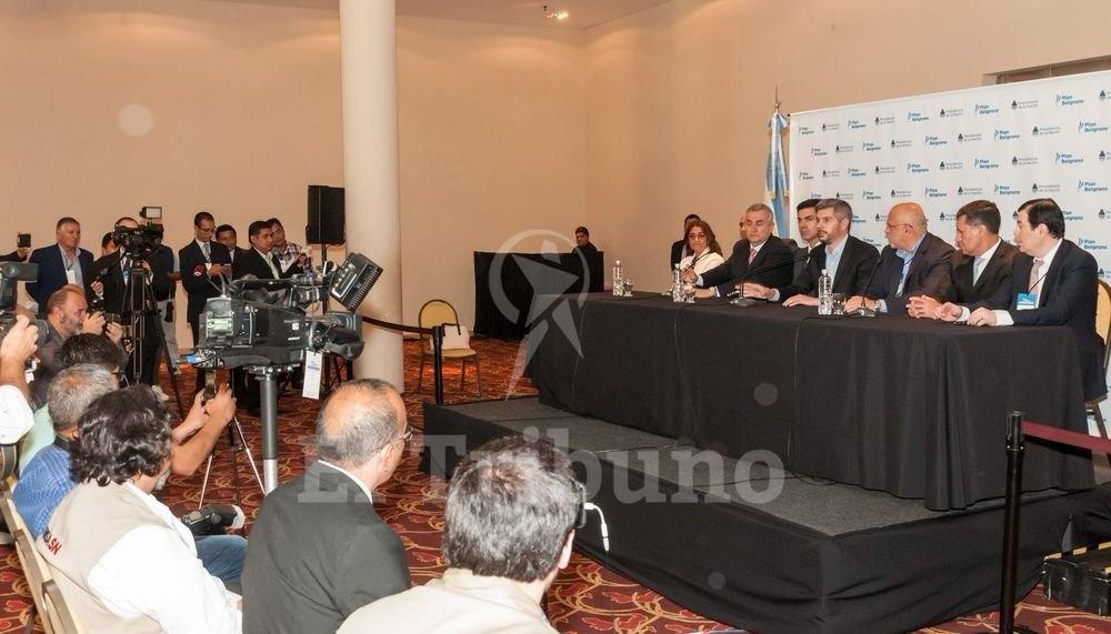 Este año habrá más  fondos para obras en  el Plan Belgrano