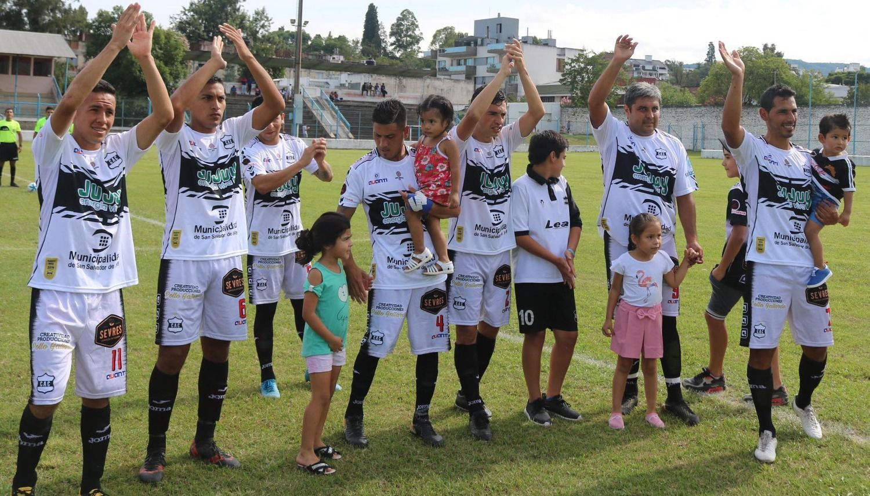 Cuyaya no tuvo piedad de Inter de La Quiaca
