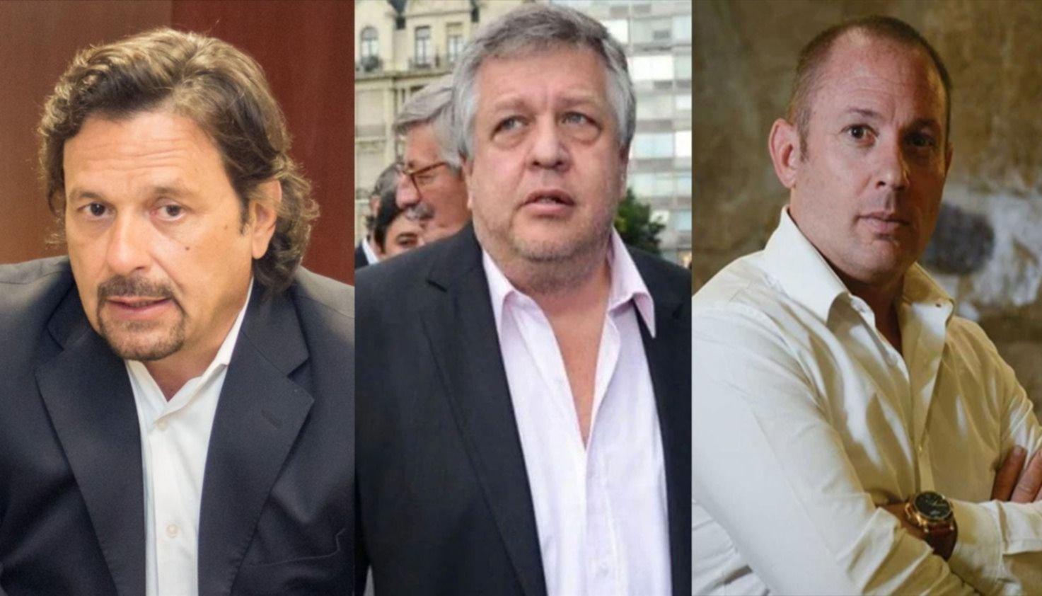 """Stornelli: """"Es una patraña y Sáenz es ajeno a todo lo que le atribuyen"""""""