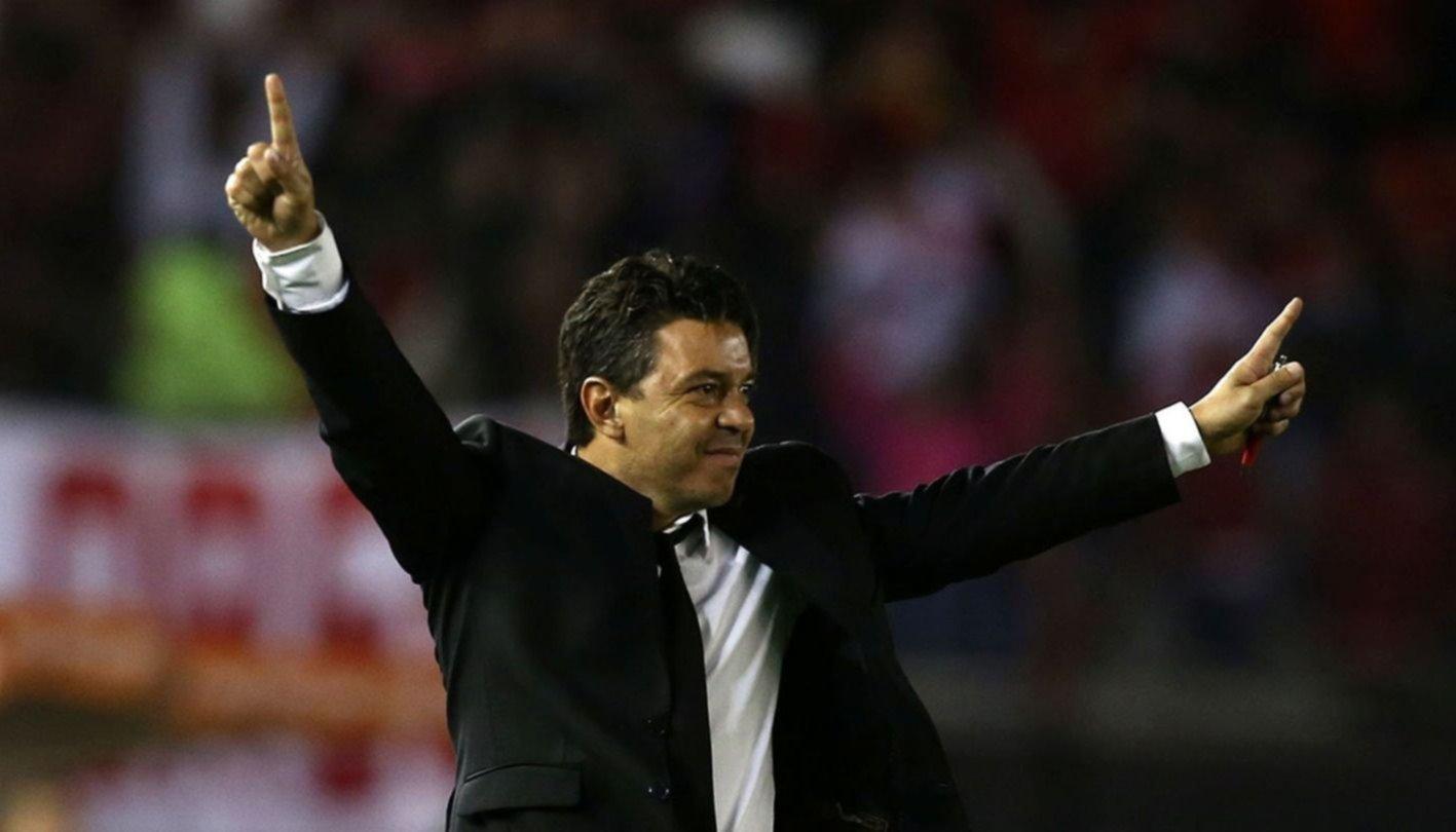 """""""El más grande, lejos"""": Marcelo Gallardo es el mejor técnico del mundo"""