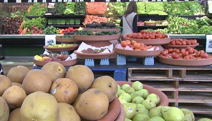 Las frutas y verduras, de la mano con la inflación