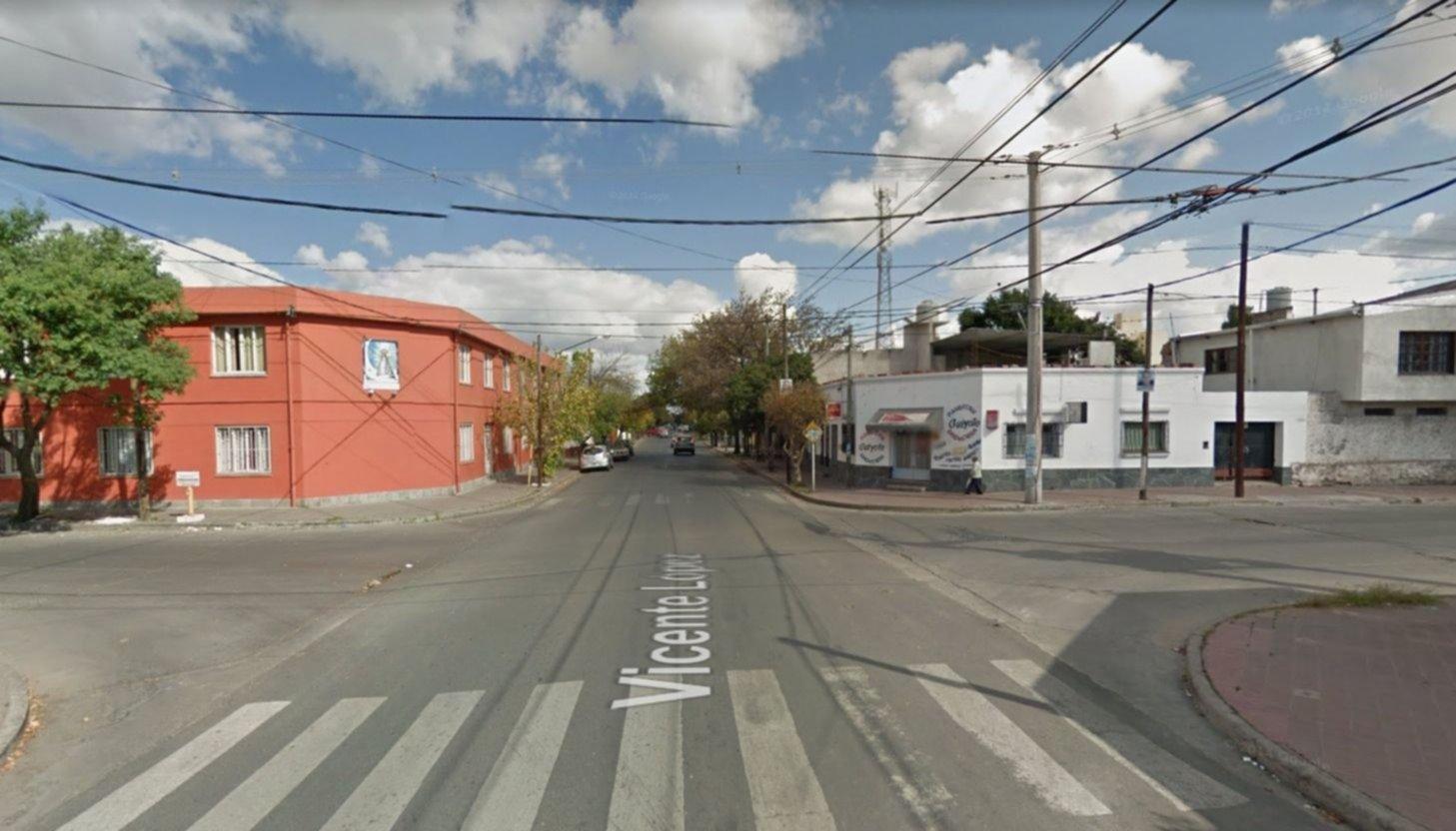 Feroz enfrentamiento de patotas en Villa Belgrano