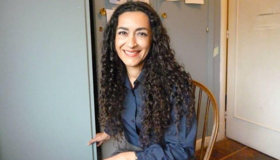 Nena Córdoba fue distinguida con el Premio Podestá