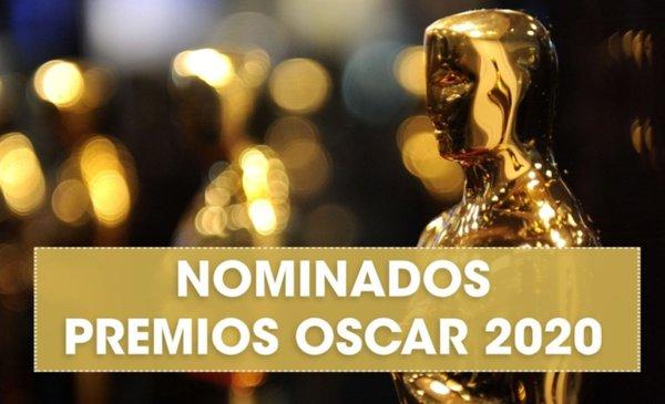 OSCARS 2020: La lista de todos los nominados al premio