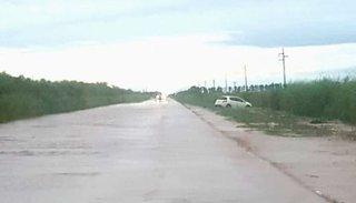 La ruta nacional 34 se convirtió en una trampa mortal