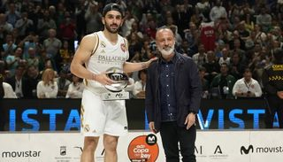 Real Madrid campeón y Campazzo, el jugador más valioso