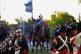 Recrean el camino que recorrió Belgrano en vísperas de la Batalla de Salta