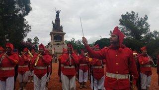 EN VIVO. Comenzaron los actos por el 207° aniversario de la Batalla de Salta