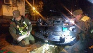 Controlan un vehículo en Jujuy y hallan ocultos más de 42 kilos de cocaína