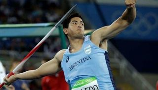 Murió en un accidente vial el atleta olímpico Braian Toledo