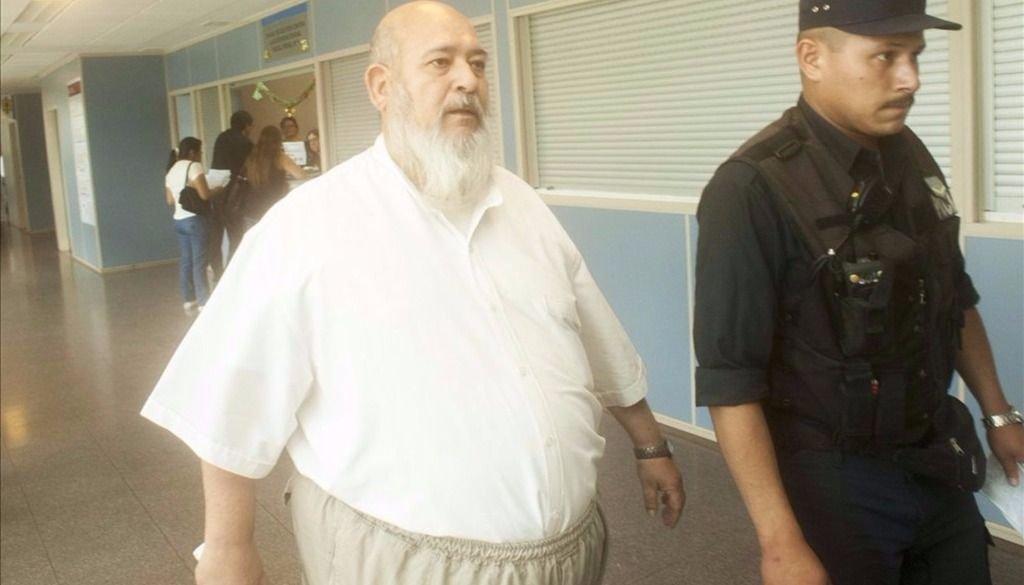 Amplían la prisión  preventiva al cura  Agustín Rosa Torino
