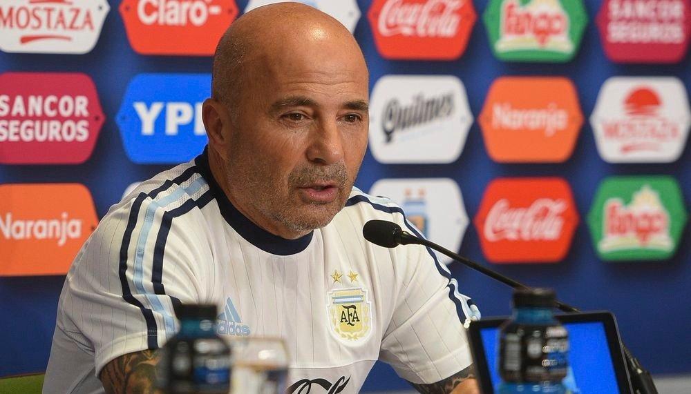 Sampaoli dio la lista, con Higuaín, sin Dybala y algunas sorpresas