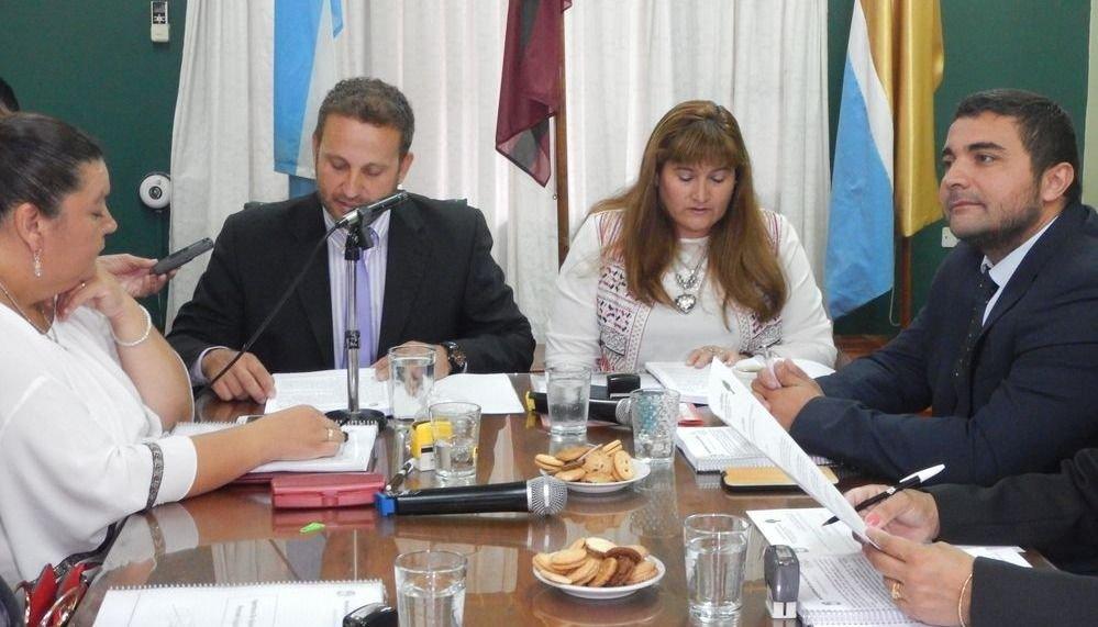 Hubo soprendentes cambios en el  Concejo Deliberante