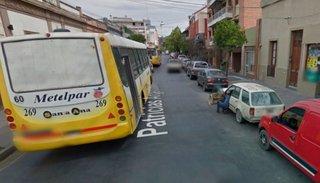 Ya no se podrá estacionar en un tramo de Patricias Argentinas
