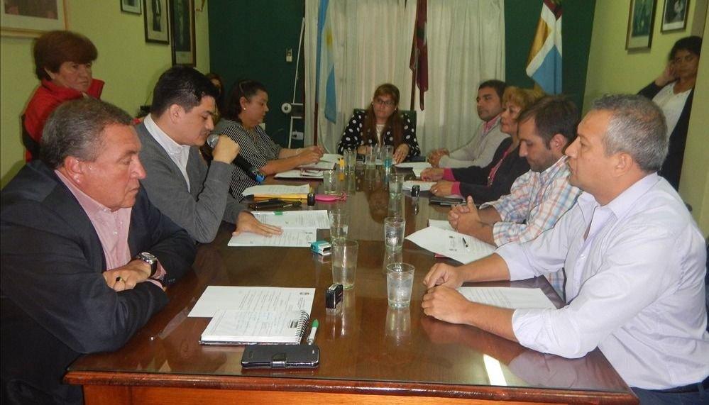 El concejal Raúl Ledesma no quiere  una licencia y puede ser suspendido