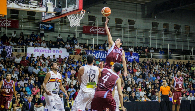 Salta Basket ahora va por San Martín, el escolta