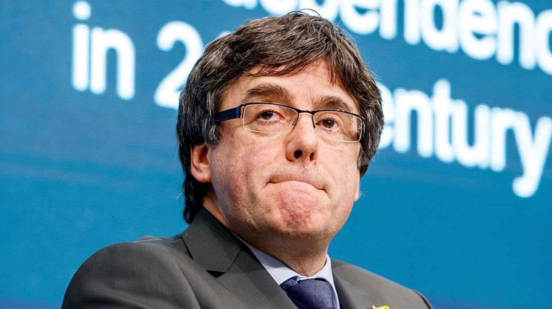 Imputan cargos por rebelión a Carles Puigdemont, expresidente de Cataluña