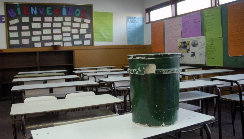 Arranca el paro docente de tres  días y solo en  seis provincias  habrá clases