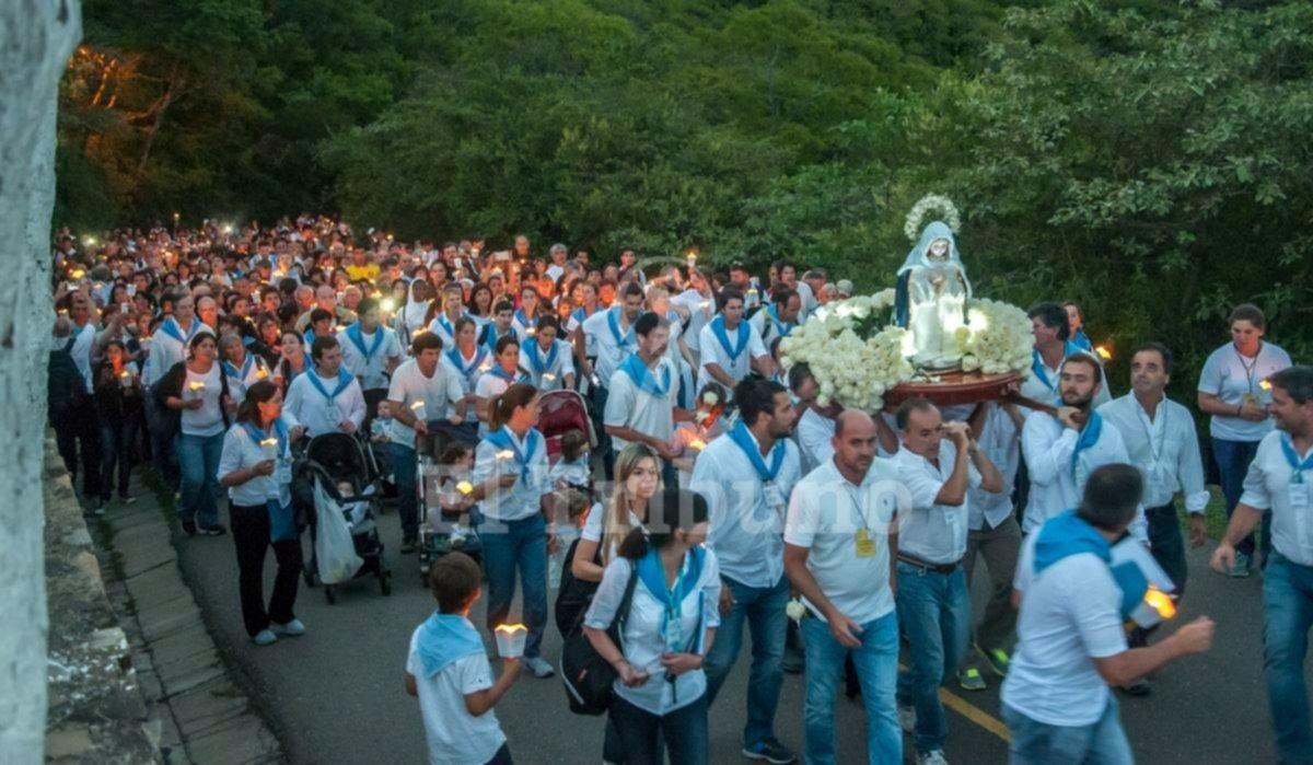 Entronizarán en La Plata a la Virgen del Cerro, aún no aceptada en Salta
